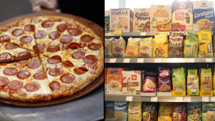 Pizza for breakfast is 'healthier' than most cereals, apparently