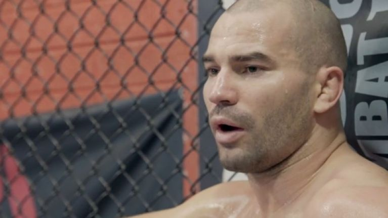 When arguably the greatest UFC prospect called, Artem Lobov was the only one man enough to pick up