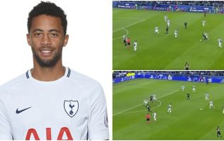 Highlights clip shows just how brilliant Mousa Dembele was against Juventus