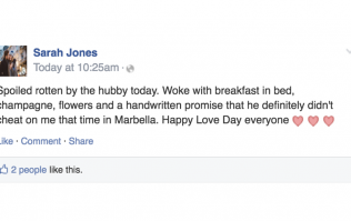 13 terrible Valentine's Day posts you're going to see on Facebook today