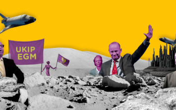Inside the UKIP supernova
