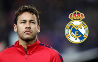 "Neymar will ""definitely"" sign for Real Madrid this summer"