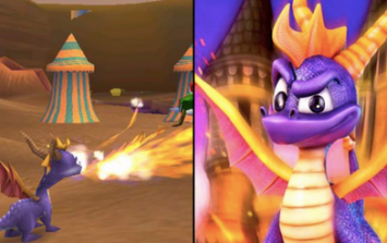 The Spyro The Dragon trilogy is going to be remastered and re-released