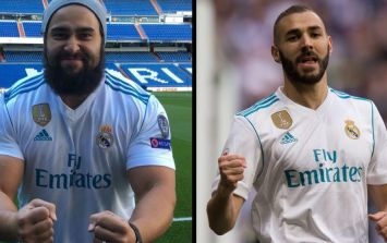 WWE's Rusev is a massive Real Madrid fan and has some brutal opinions on Karim Benzema