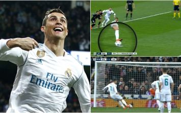 Gary Lineker's reaction to incredible Cristiano Ronaldo penalty is perhaps best of all