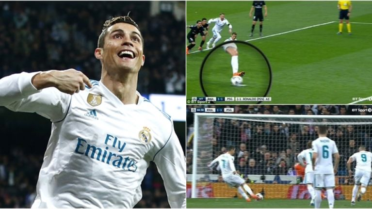 gary lineker s reaction to incredible cristiano ronaldo penalty is