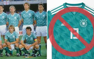 Germany have tweaked their World Cup away kit - and now it's even more retro