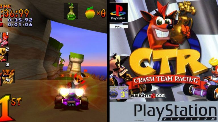we need a hd remake of crash team racing right this second joe co uk