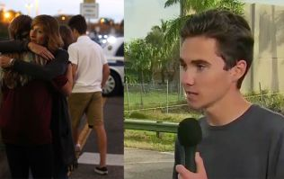 "17-year-old Florida shooting survivor makes powerful plea to ""take action"" over America's gun control laws"