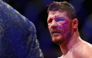 The reason Michael Bisping isn't fighting at UFC London has been revealed