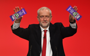 "Jeremy Corbyn wants to investigate whether there's been ""excessive profit-making"" on Freddos"