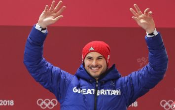 100/1 outsider wins Team GB's first Winter Olympics medal