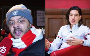 WATCH: Hector Bellerin destroys Arsenal Fan TV as he reveals what the players really think of them