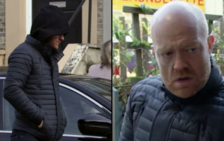 Eastenders viewers have spotted something really off with Max Branning