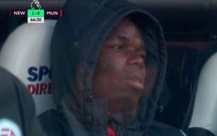 The real problem Paul Pogba had against Newcastle has been revealed