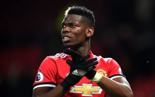 Paul Pogba tweets explanation for his omission from Man United's squad to face Huddersfield