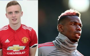 Man United fans react to the news Ethan Hamilton will replace Paul Pogba for Huddersfield game