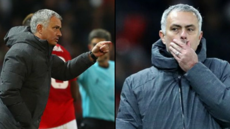 Jose Mourinho in 'furious' bust up with two of biggest players in dressing room