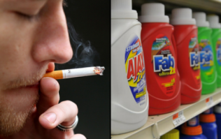 Cleaning your house can be 'as bad for you as smoking', study finds