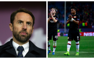 Bayer Leverkusen star could receive call up to England's World Cup squad this summer