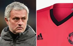 Leaked images show Manchester United will be going electric pink next season