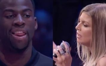 You'll only need to watch Fergie's NBA All-Star national anthem once to instantly regret it