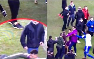 Sergio Aguero involved in altercation with Wigan fan after FA Cup loss