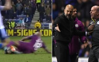 Pep should be embarrassed about his red card reaction