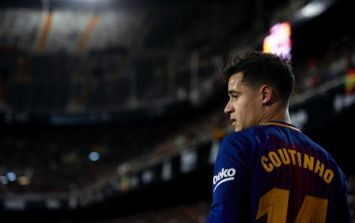 BREAKING: Philippe Coutinho's house targeted in Barcelona robbery