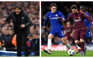 Antonio Conte defends Andreas Christensen after costly mistake against Barcelona
