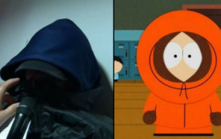 Jeremy Kyle guest compared to South Park's Kenny after ridiculous appearance