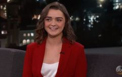 Maisie Williams knows how Game of Thrones is going to end