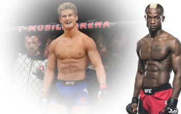 One of Britain's most exciting fighters politely offers to take on Sage Northcutt