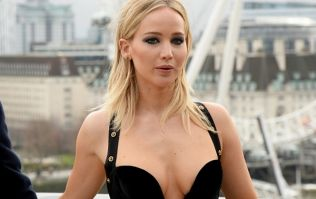 Jennifer Lawrence slams the overreaction and ridiculous controversy over her revealing dress