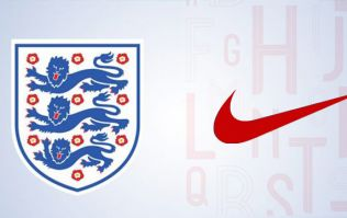 The final detail of England's World Cup kits has been revealed