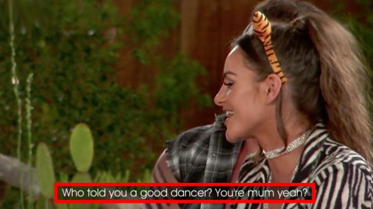 Five unbearably cringe moments from last night's Survival of the Fittest