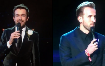 Harry Kane got absolutely rinsed by Jack Whitehall at the BRIT Awards