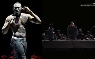 After last night's BRIT Awards performance Stormzy's GSAP goes platinum