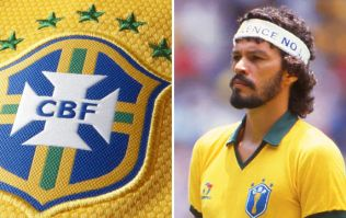 Brazil's World Cup home kit just dropped and it's a retro choice