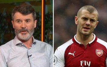Roy Keane didn't hold back when criticising Jack Wilshere and Arsenal after loss to Ostersund