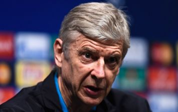 Arsene Wenger wastes no time in responding to Roy Keane's criticism