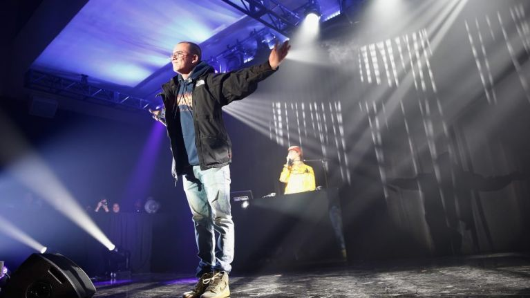 """Logic returns after a successful run with new song """"44 More"""""""