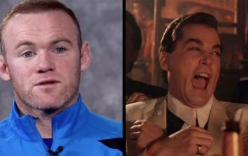 """Everyone has the same reaction to Wayne Rooney saying Everton could be """"a major force in English football""""."""