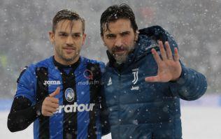 Juventus vs Atalanta postponed due to heavy blizzard