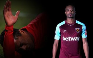 Patrice Evra shows off gruesome injury picked up against Liverpool