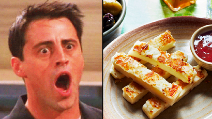 Nando's has just launched halloumi fries onto its menu