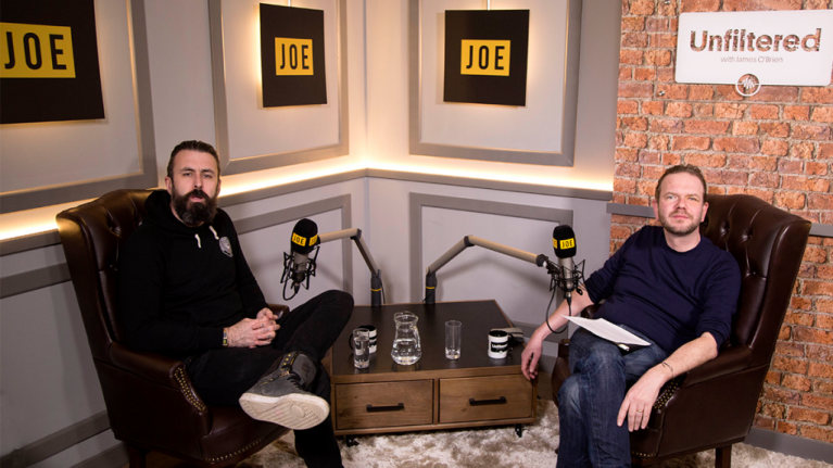 Unfiltered with James O'Brien | Episode 20: Scroobius Pip