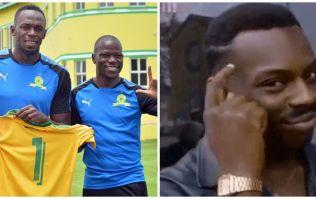 Usain Bolt masterfully trolled the entire footballing world