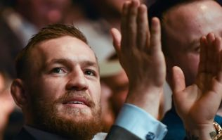 Conor McGregor wanted the UFC to invent a title for his comeback fight