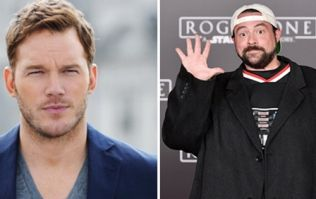 Chris Pratt criticised for message of support to Kevin Smith, Guardians of the Galaxy director fires back